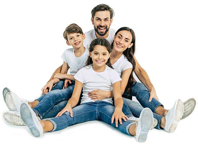family isolated sitting on floor.jpg