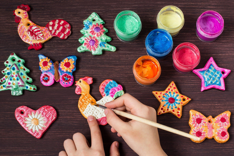 Our Favorite Salt Dough Crafts For Kids Monterey Bay Parent Magazine