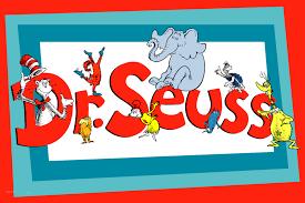 Dr. Seuss artwork