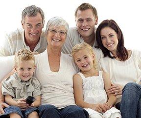 Parents & grandchildren
