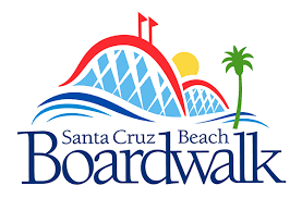Beach Boardwalk Logo