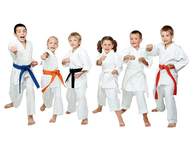 martial arts children