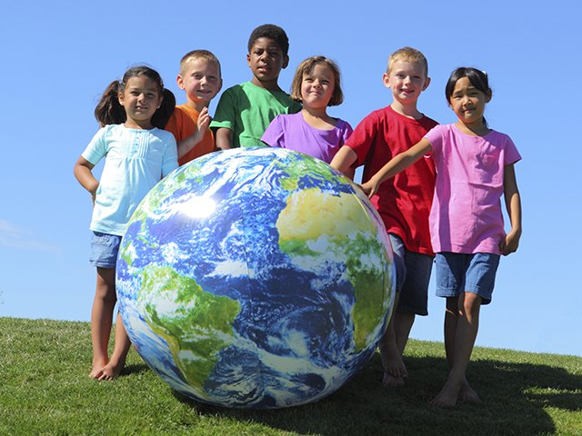 kids rolling giant earth ball.jpg