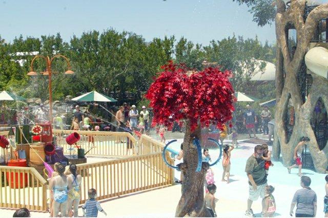 Gilroy Gardens water park