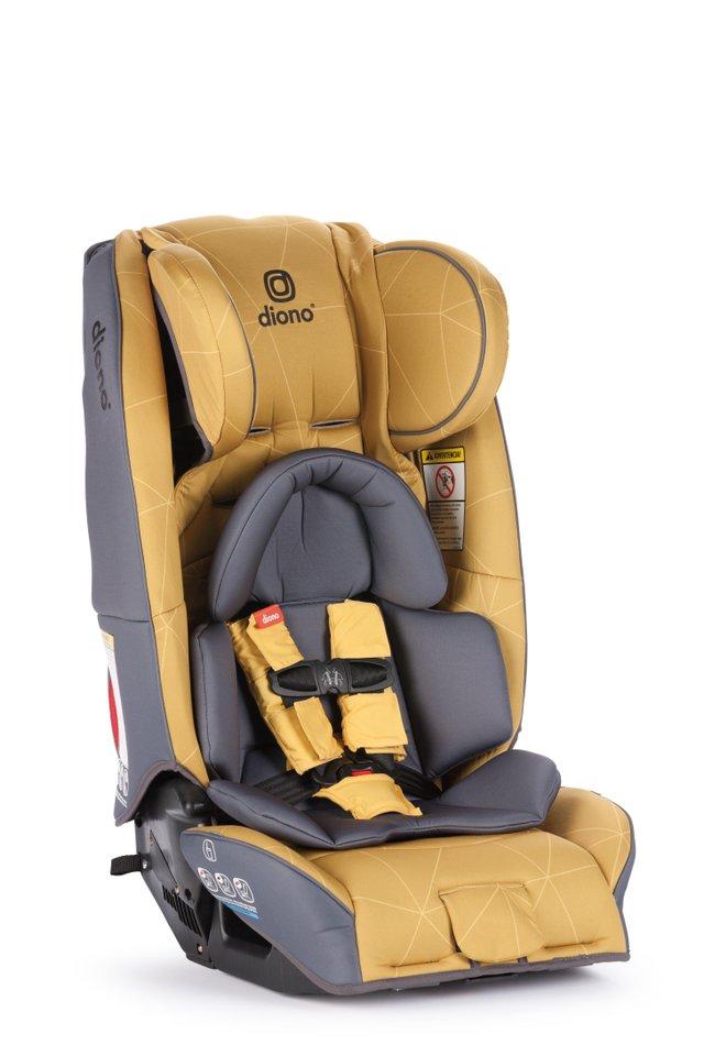 Radian car seat