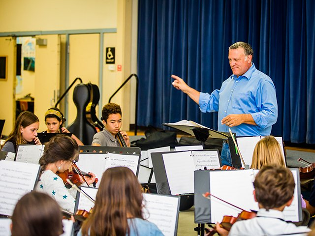 Orchestra in the Schools