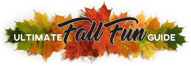 Ultimate Fall Fun Guide artwork