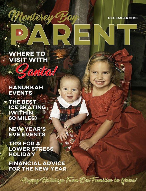December 2018 Monterey Bay Parent Cover Image