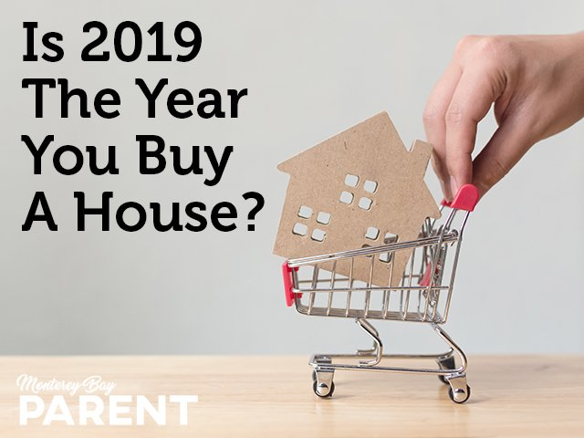 Is 2019 the year you buy a house?