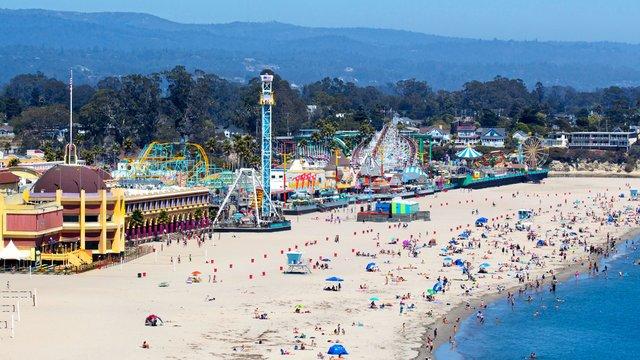 SC Beach Boardwalk