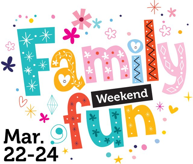 Family Fun for Monterey Bay March 22-24