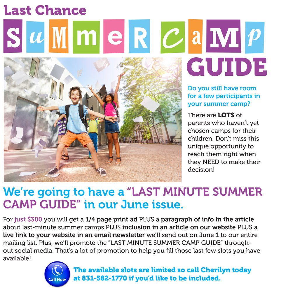 Last Chance Summer Camp Guide