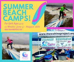 Wahine Girls Camp